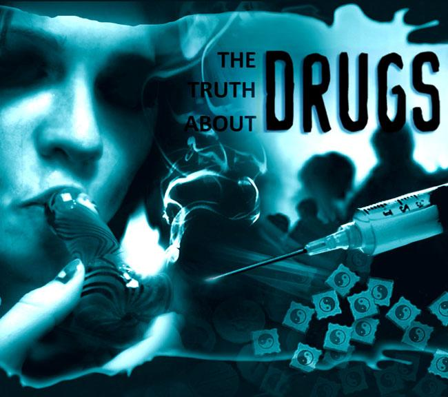 IN THE WAR ON DRUGS, DRUG EDUCATION IS THE BEST WEAPON!