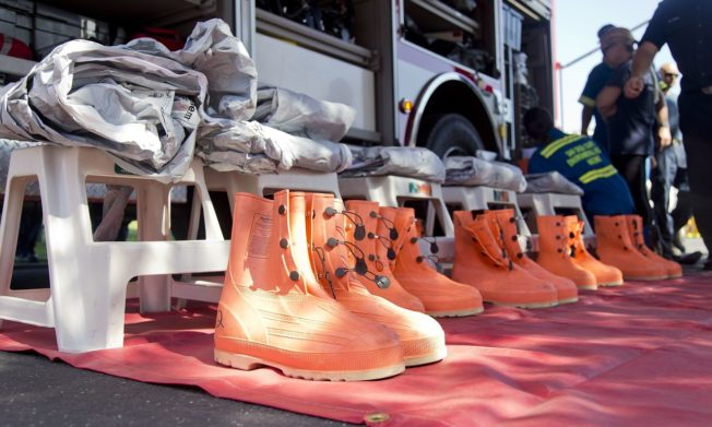 Personal Protective Equipment Mitigates Occupational Health Risks